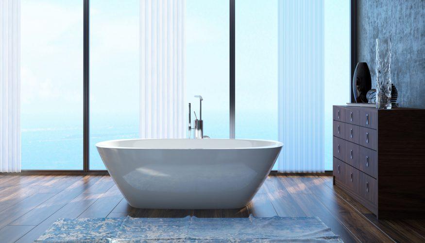 Badewanne reinigen – 13 Tipps & Tricks