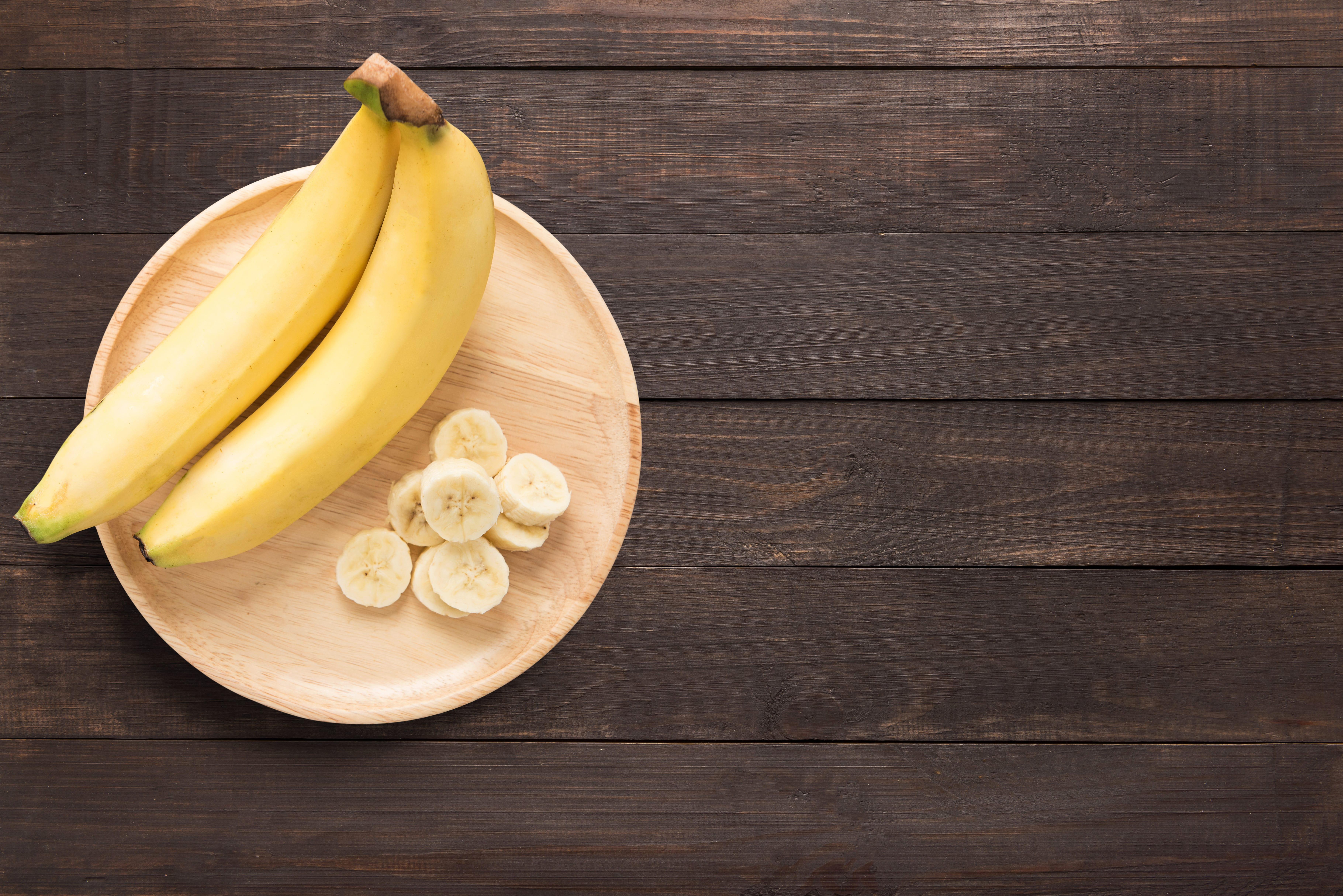 Bananen länger haltbar machen