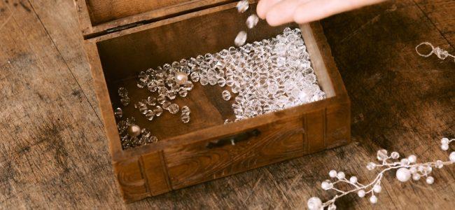 Basteln mit Perlen: Die 5 schönsten Bastelideen