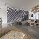 Wohnraum mit Betonversiegelung
