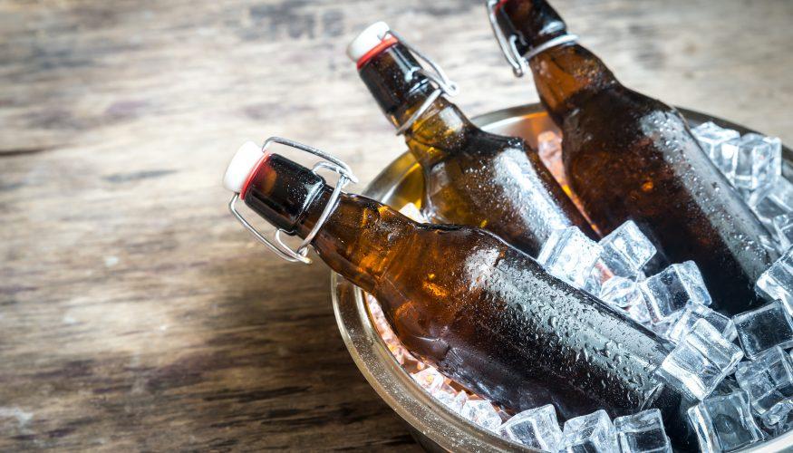 Bier kühlen – aber ohne Kühlschrank