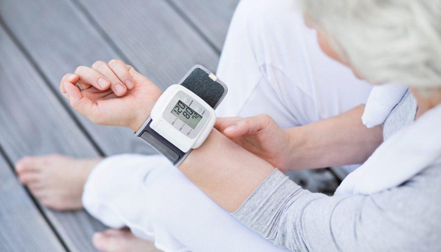 Blutdruck senken – So geht's