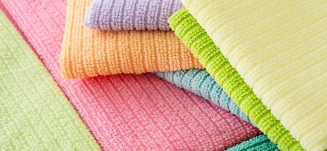 Mikrofaser reinigen: Hände weg vom Weichspüler!