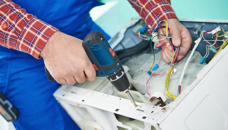 Defekte Elektrogeräte: reparieren oder neu kaufen?