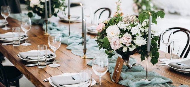 Tischdeko selber machen: Ideen und Anleitung für eine schöne Tischgestaltung