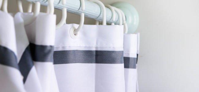 Duschvorhang waschen – 9 Tipps & Tricks