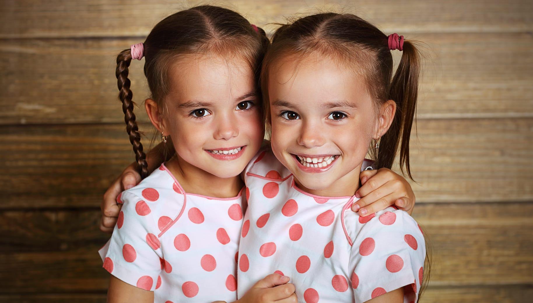 Eineiige Zwillinge – Haben sie den gleichen Fingerabdruck?
