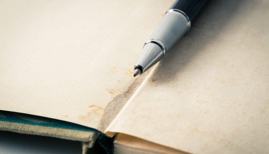 Eingetrocknete Kugelschreiber – 3 Tipps wie diese wieder schreiben