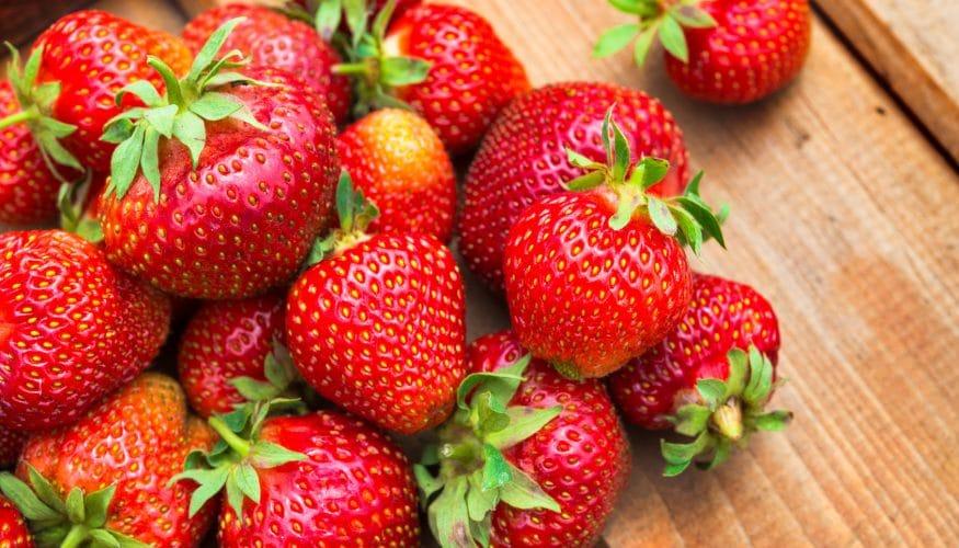 Erdbeerflecken entfernen –  Tipps & Tricks