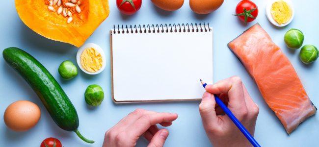 Einen Essensplan aufstellen: Was ist zu beachten und zu befolgen?