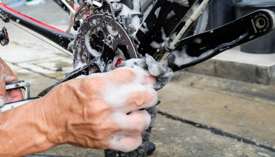 Fahrrad putzen – So geht's ganz bequem