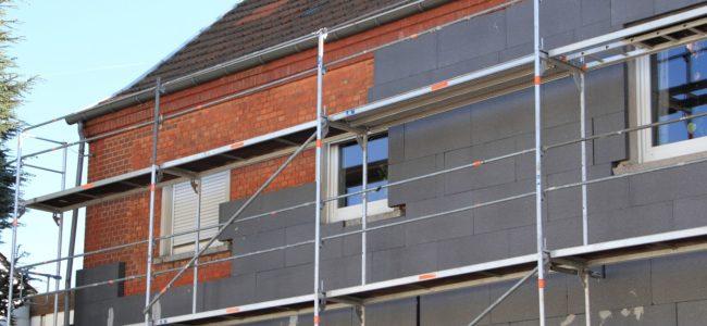 Fassade dämmen: Möglichkeiten der Fassadendämmung