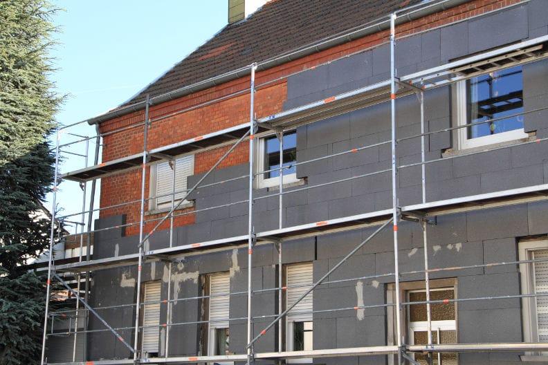 Lohnt sich eine nachträgliche Fassadendämmung?