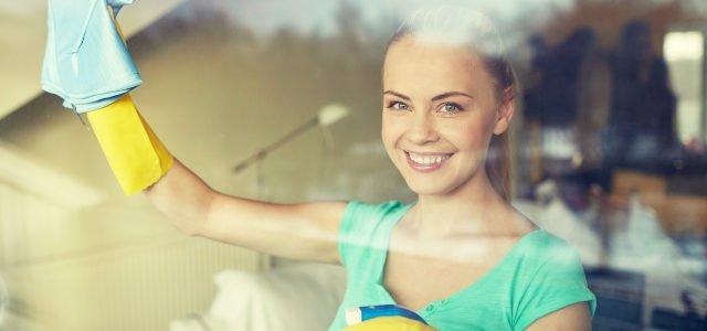 Fenster putzen ohne Chemie – mit natürlichen Hausmitteln