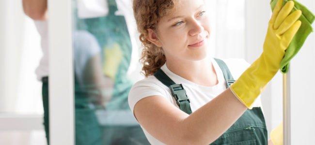 Fensterrahmen reinigen: Fensterrahmen aus Kunstoff, Holz und Aluminium richtig putzen