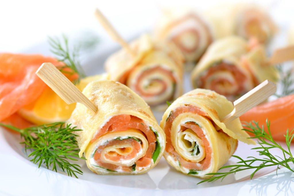 Schnelle Fingerfood Rezepte - So wird das Buffet zum Erfolg