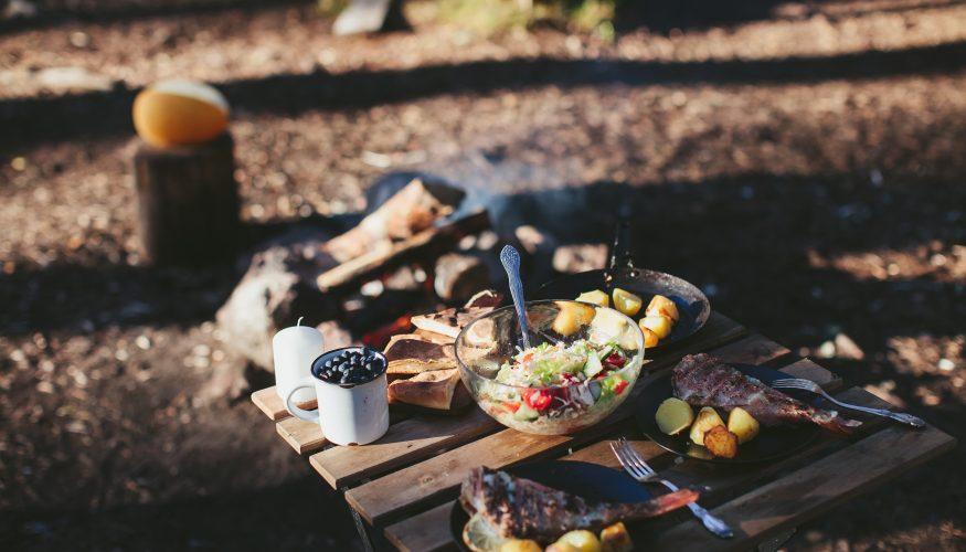Fisch am Lagerfeuer grillen – Köstlicher Genuss unter freiem Himmel