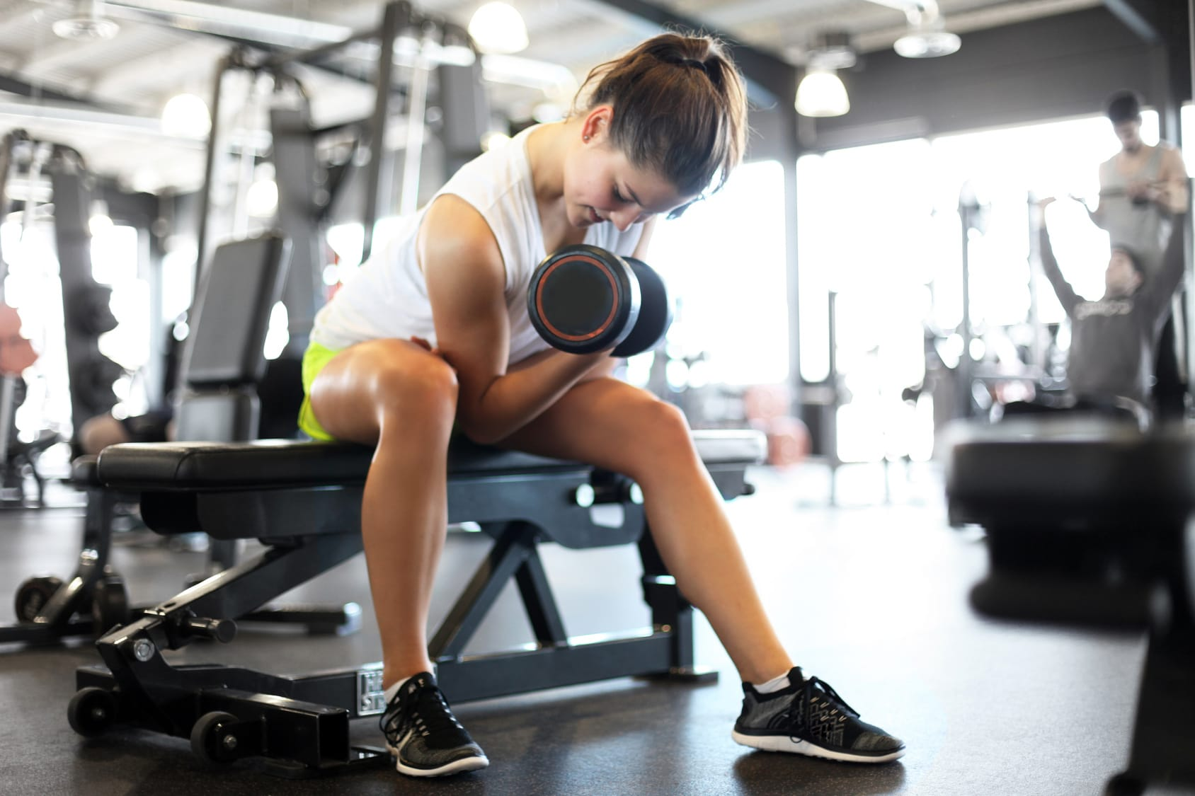 Nimmt man im Fitnessstudio zwangsläufig ab?