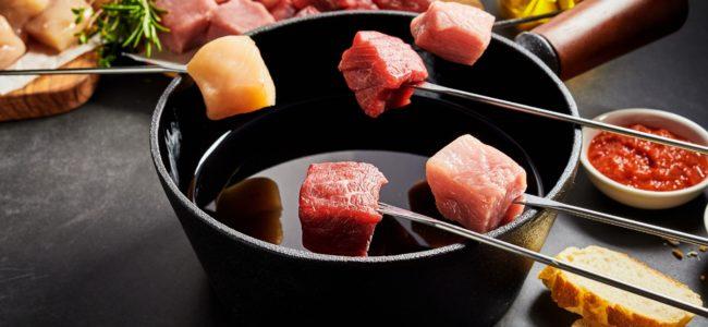 Fleischfondue mit Öl: Vorbereitung & Sicherheitshinweise für Anfänger