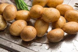 kartoffeln auf spuele