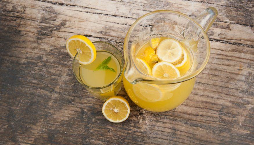 Frischer Zitronensaft auf Abruf – 2 Tipps