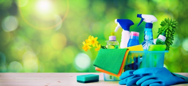 Frühjahrsputz: Haus und Garten komplett reinigen