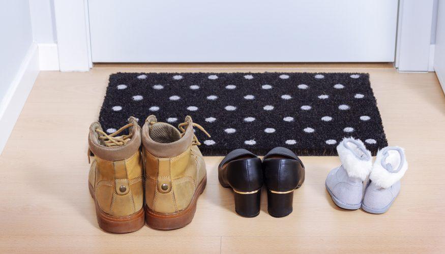 Fußmatten selbst gestalten – So geht's!