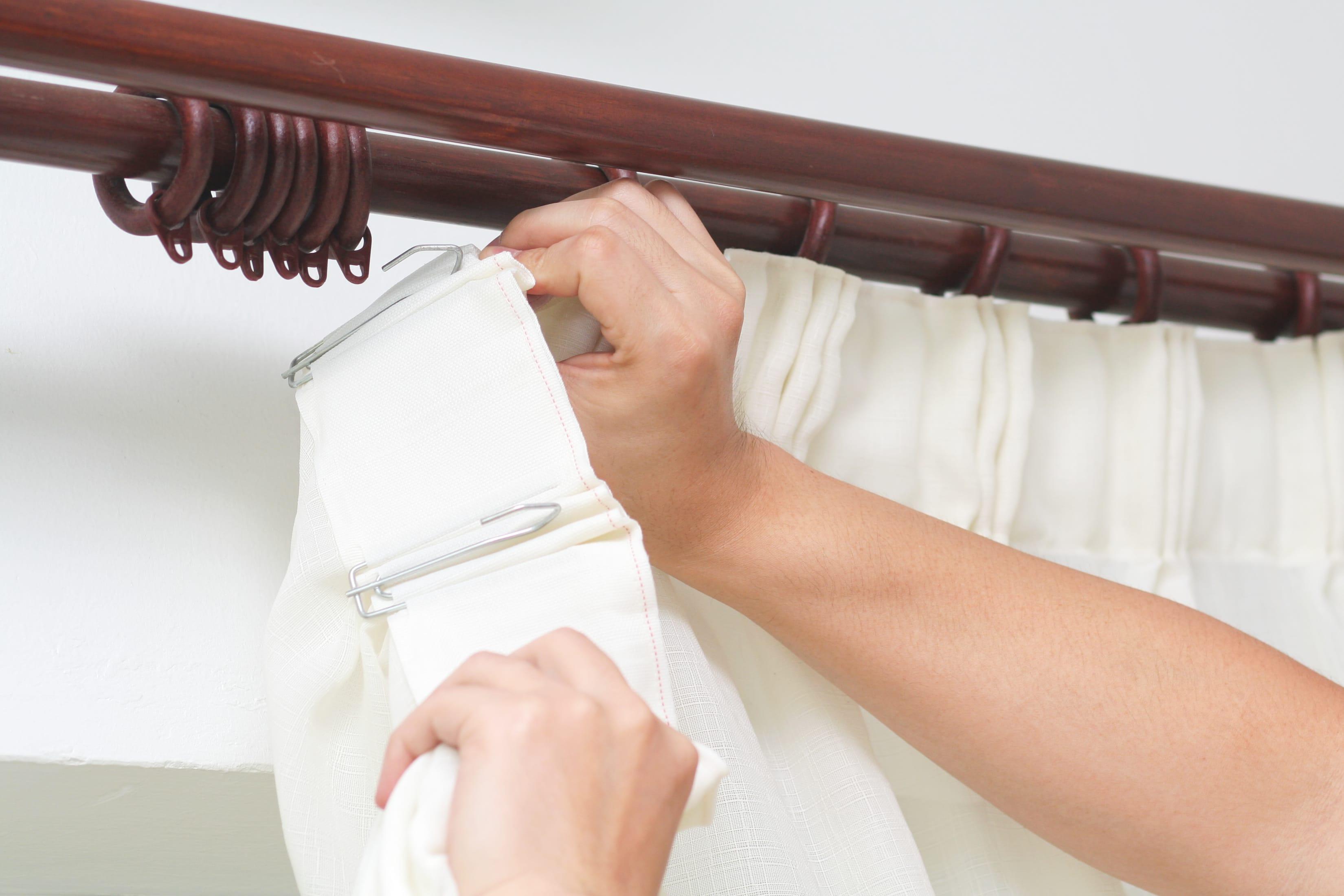 Gardinen richtig aufhängen   5 klassische und moderne Varianten
