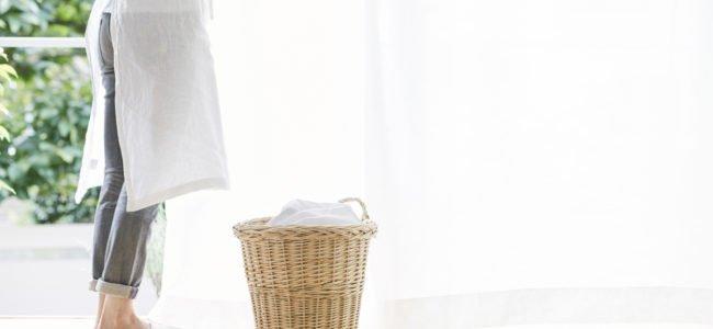 Gardinen waschen – So geht's richtig