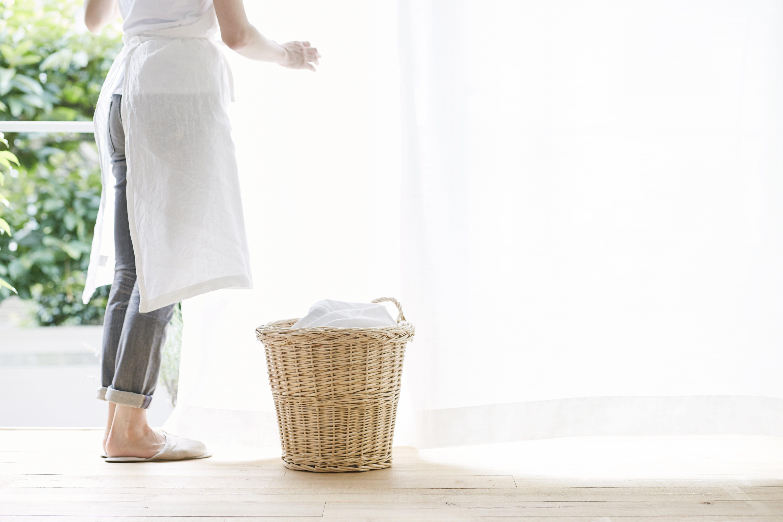 vergilbte wäsche