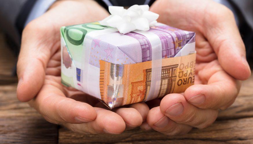 Geldgeschenke verpacken – 5 Tipps & Tricks