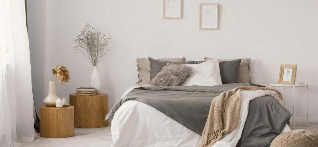 Schlafzimmer gemütlich einrichten: Deko Tipps für einen gemütlichen Schlafraum
