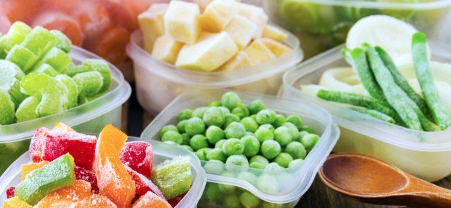Gemüse einfrieren: Das müssen Sie je nach Sorte beachten