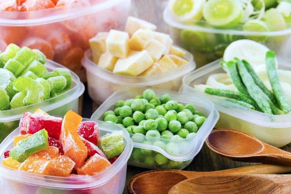 Aufgetautes Gemüse Wieder Einfrieren