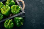 gruene paprika