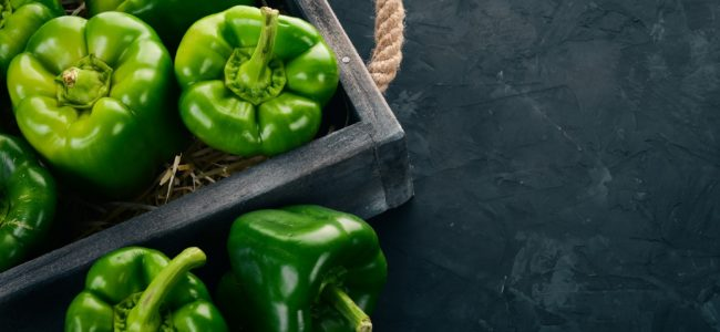 Sind grüne Paprika unreif? Wir klären den Mythos um die grünen Paprikaschoten auf