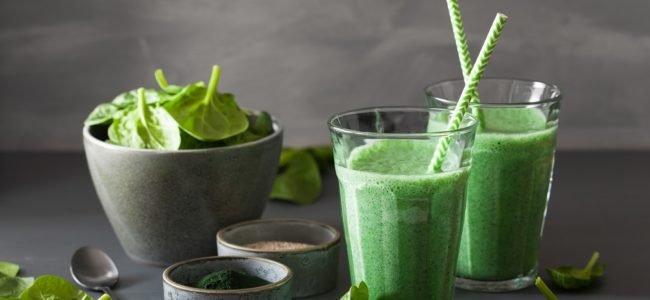 Grüner Smoothie Rezept: Diese Zutaten halten fit und gesund