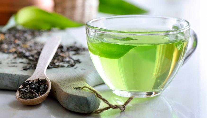 Grünen Tee kochen – So wird's gemacht