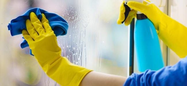 Fensterputzmittel Alternativen: Mit diesen Tipps kriegen Sie Ihre Fenster streifenfrei