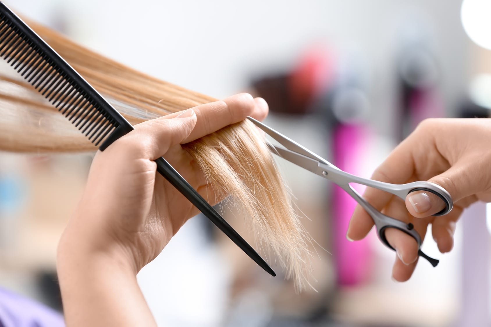 Haare selber schneiden – 6 Tipps & Tricks