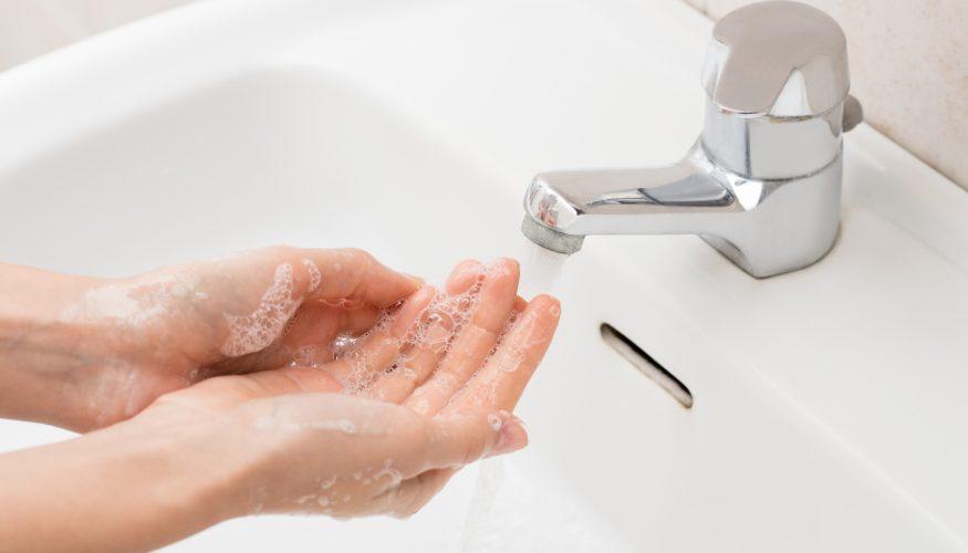 Hände waschen – Mit Seife aus Zucker und Öl