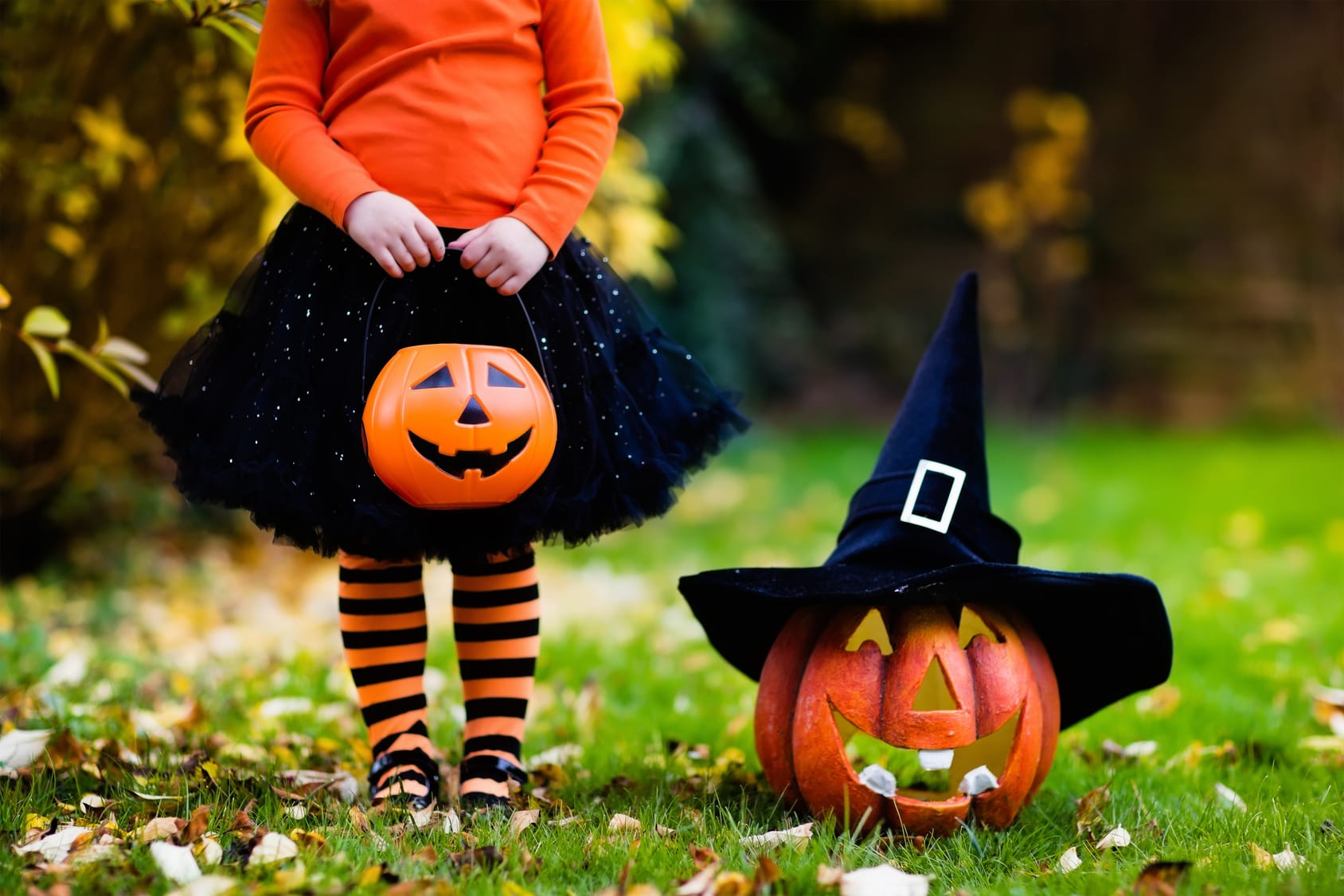 Halloween Party für Kinder – Tipps & Tricks