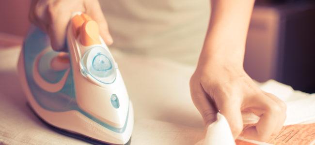 Bettwäsche bügeln: Anleitung zum Bettwäsche bügeln inklusive Geheimtipp