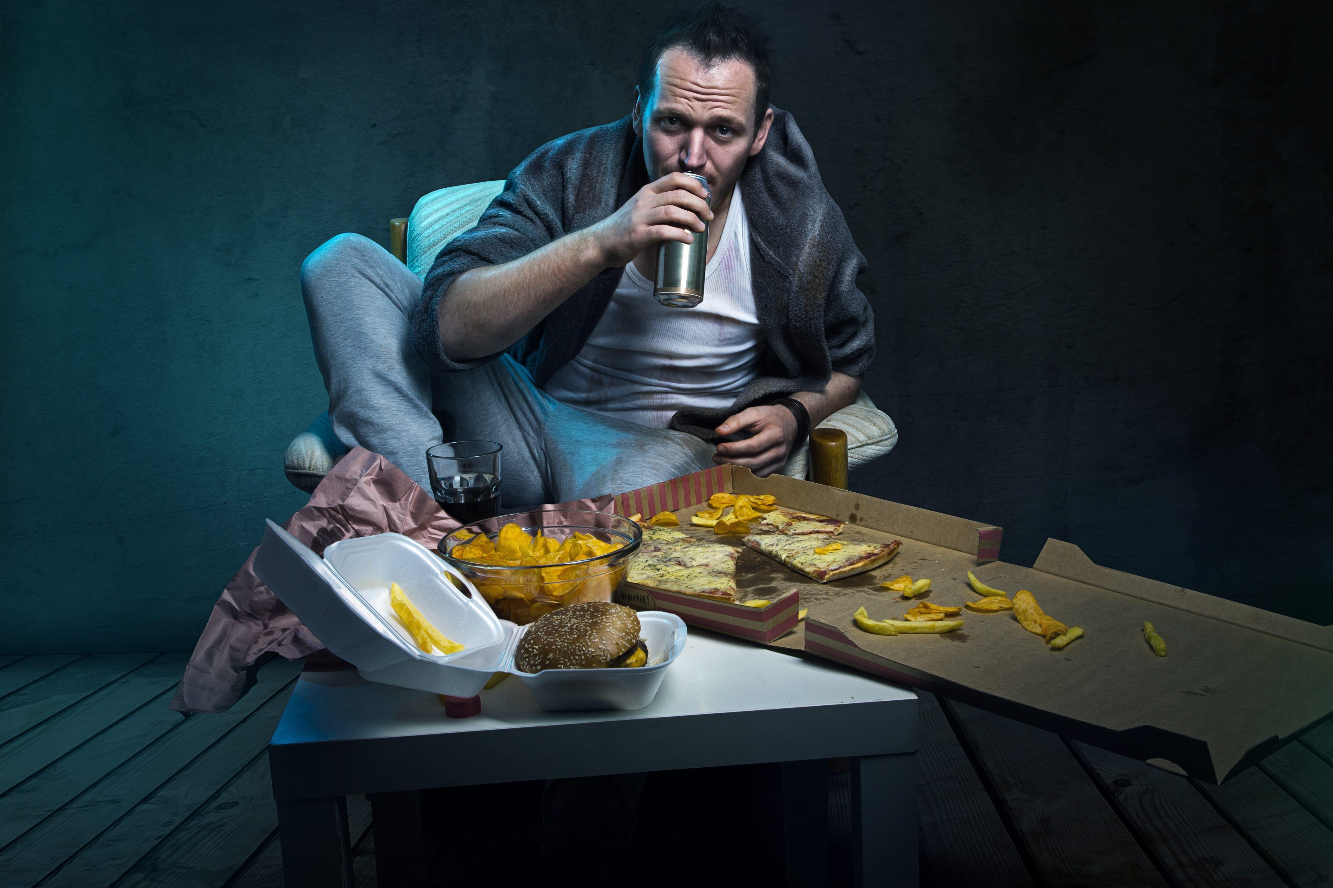 Heißhunger in der Nacht? Diese 3 Tipps könnten helfen