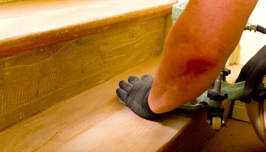 Holztreppe neu streichen – Schritt für Schritt Anleitung