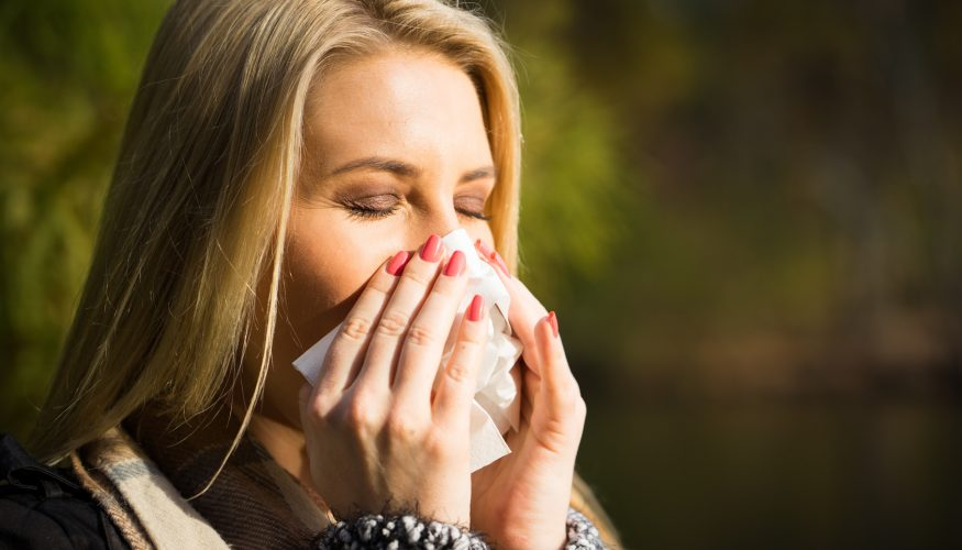 Ist Nase hochziehen besser als schnauben?