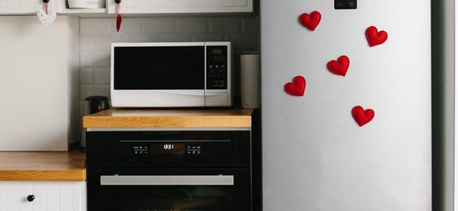 Kühlschrank verschönern – 3 Tipps