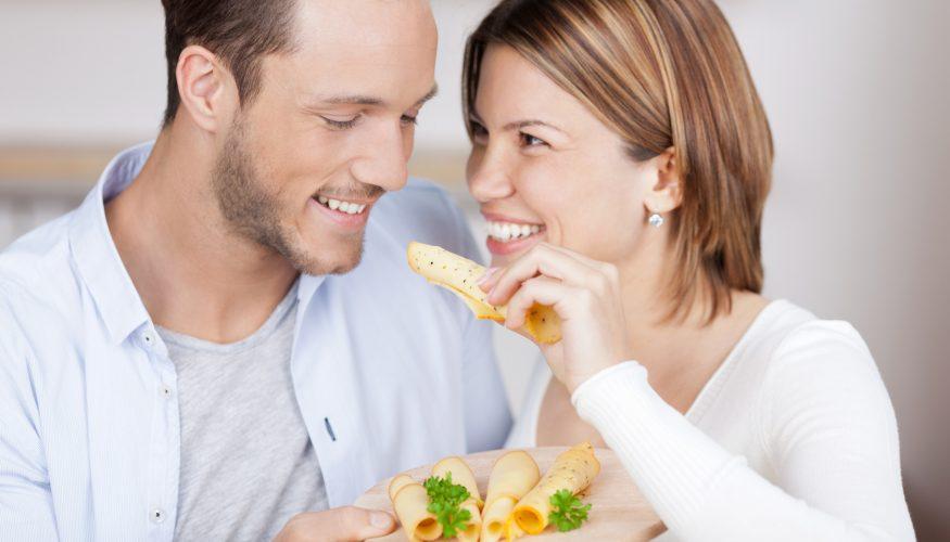 Käse schließt den Magen – Stimmt das?