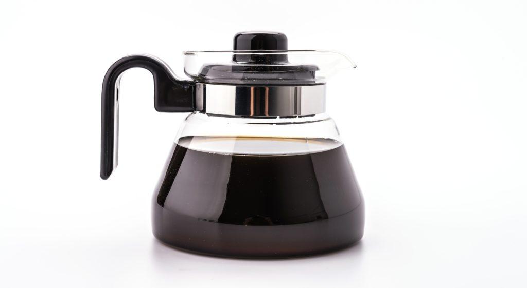 Extrem Kaffeekanne reinigen: So entfernen Sie Ablagerungen und Kalk JF22