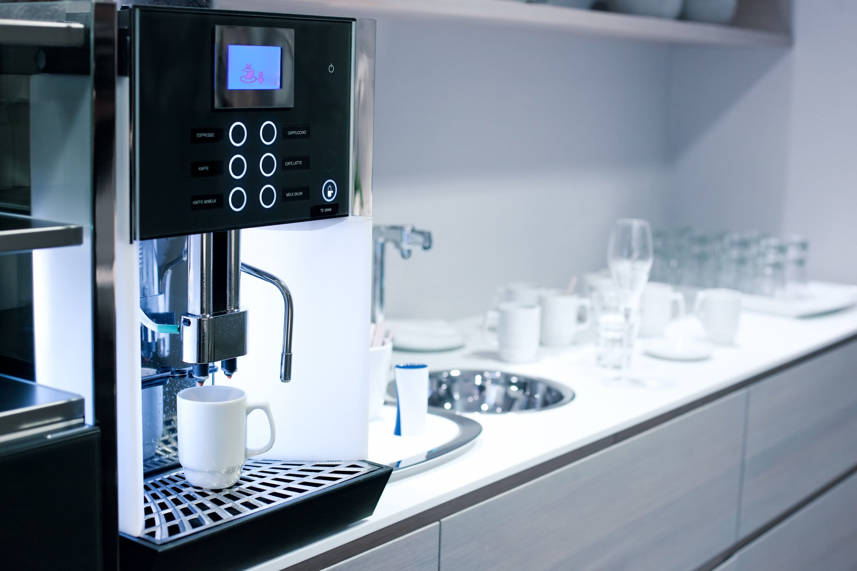 Kaffeemaschine Entkalken Geräte Mit Tabs Hausmitteln Reinigen